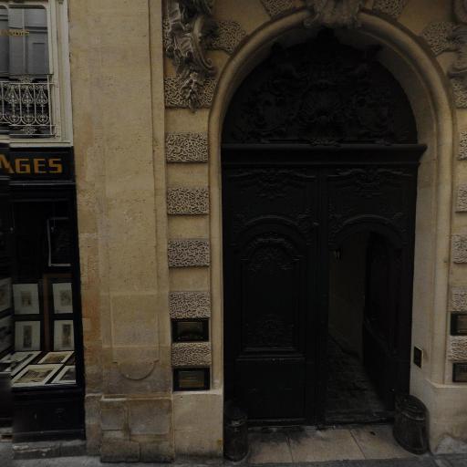 Galerie Clémentine de la Féronnière CPF Galerie & Editions - Éditions culturelles - Paris