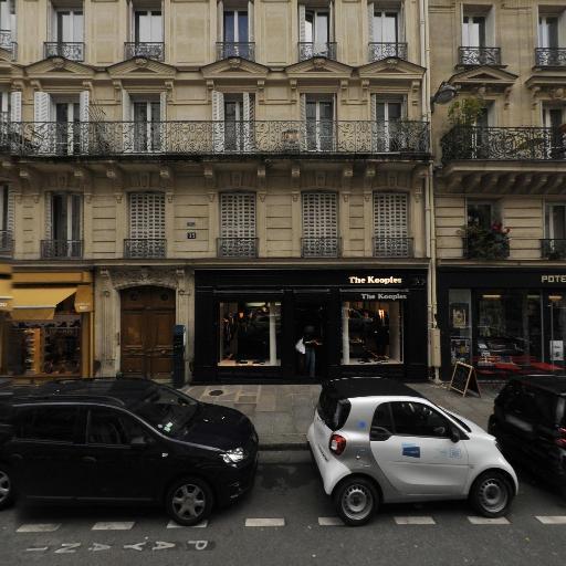 The Kooples Diffusion - Vêtements sportswear - Paris