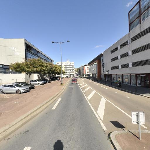 Parking le Havre Rousseau - EFFIA - Parking public - Le Havre