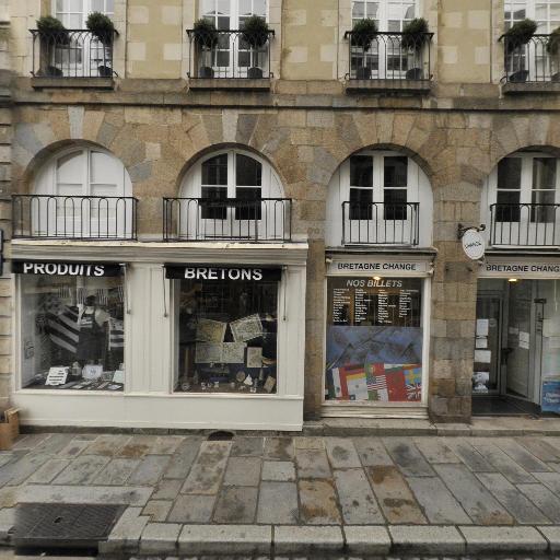 Bretagne Change - Bureau de change - Rennes