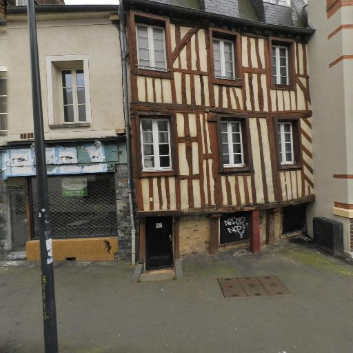 Duval Grégory - Librairie - Rennes