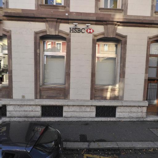 HSBC Mulhouse Sinne - Banque - Mulhouse