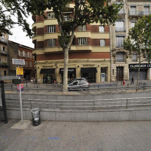 Parking Carnot - Parking public - Toulouse