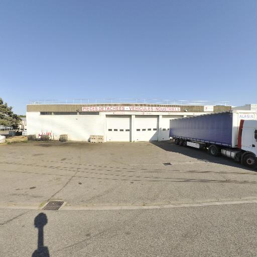 Norca - Garage poids lourds - Toulouse