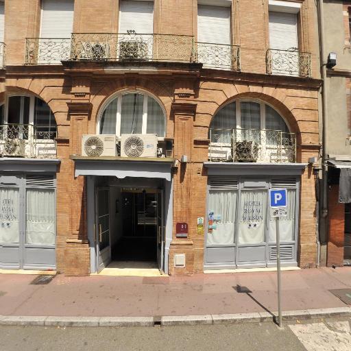 Royal Wilson - Hôtel 2* - Toulouse