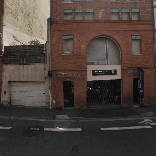 Lious Et Cie-peugeot - Vente et réparation de motos et scooters - Toulouse