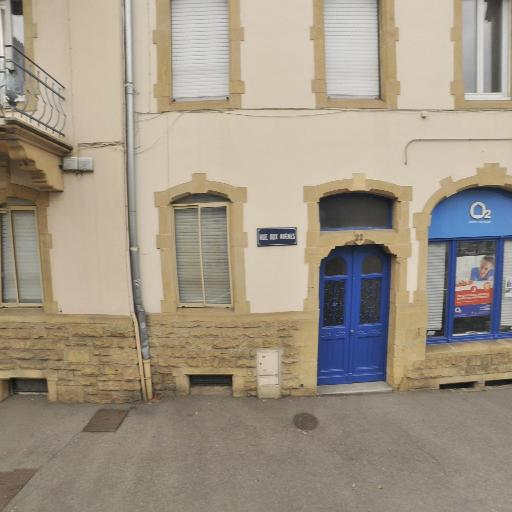 O2 - Garde d'enfants - Metz
