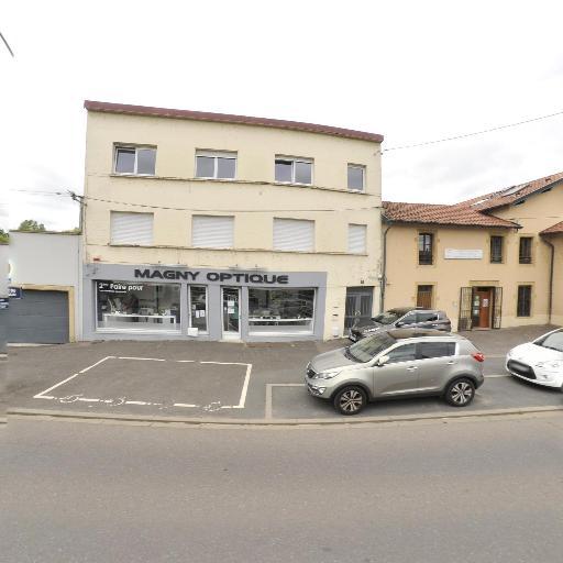 Magny Optique - Vente et location de matériel médico-chirurgical - Metz