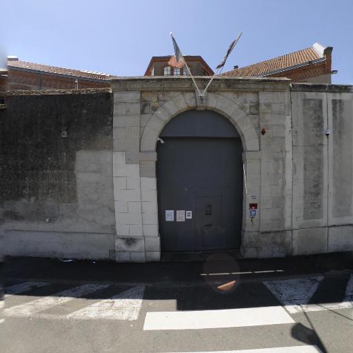 Maison d'Arrêt de Montauban - Tribunal et centre de médiation - Montauban