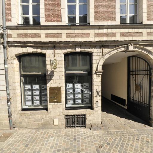 Fontaine Roussel Sénéchal Vilain-Floquet Aubry Dassonville-Szymusiak Stephan Coquet Et Grimond - Agence immobilière - Lille