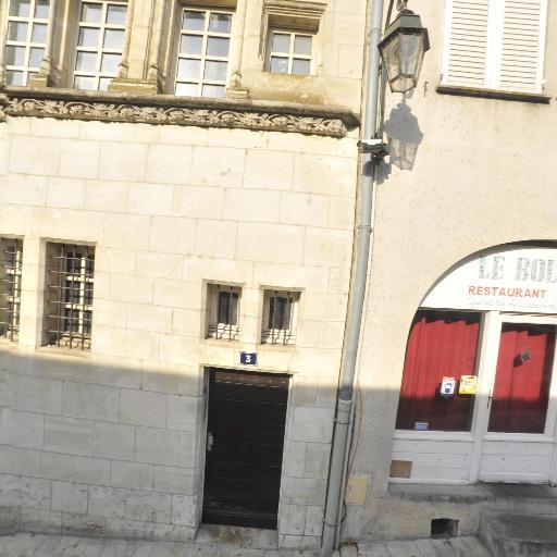 Creche Halte Garderie Plat Etain Centre Communal D Action Sociale - Crèche - Orléans