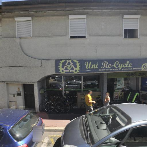 Uni Re-Cycle - Vente et réparation de vélos et cycles - Montpellier