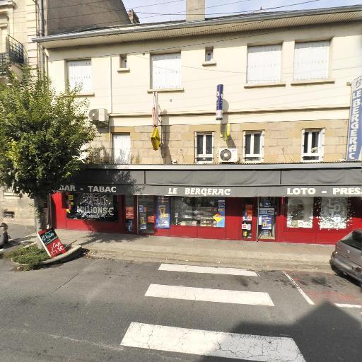 Le Bergerac - Café bar - Brive-la-Gaillarde